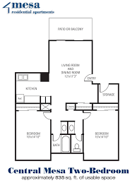 Apartments Floor Plan Mesa Apartments Hdh Hdh Housing Near Ucsd Campus