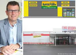 bureau vallee lannion a kerhollo bureau vallée va déménager dans l ex affaires actu fr