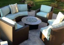 Round Patio Table Covers by Half Round Outdoor Furniture Originalviews Circle Patio Table