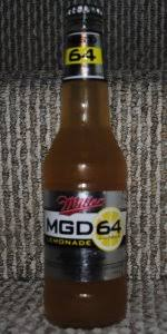 miller genuine draft light miller genuine draft light 64 lemonade miller brewing co