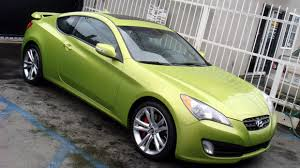 hyundai genesis coupe sale hyundai genesis coupe goes on sale early a few impressions