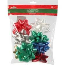 gift bows in bulk bulk christmas house gift bows 22 ct bags at dollartree