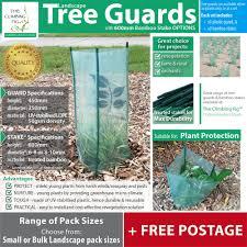 landscape tree guard range plant or garden revegetation bamboo