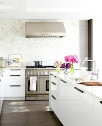 the most stylish ikea kitchens we u0027ve seen mydomaine