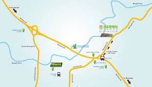 Map Location Location Karibu Homes