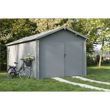 Abris Buches Castorama by Garage Carport Abri Voiture Leroy Merlin