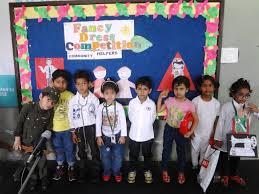 fancy dress competition on community helpers schoolsonline
