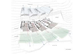 the interlace floor plan gallery of interlaced folding hg architecture uia