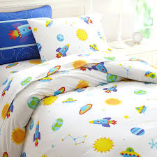 Blue Comforter Set Full Duvet Covers Galaxy Outer Space Blue Bedding Twin Or Full Queen