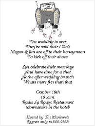 post wedding brunch invitation wording 18 best morning after wedding brunch images on