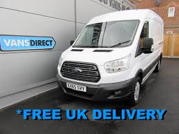 ford commercial used vans southampton hampshire vans direct