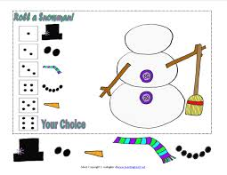 snowman writing paper printable snow and snowmen unit below is another free version of roll the snowman cut out the pieces below and lay them on top of the snowman
