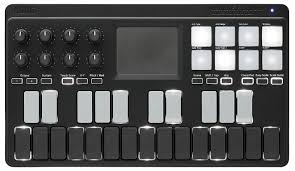 korg microkey25 keyboard controller sweetwater