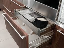 marble glass cabinets stainless steel appliances wood floors