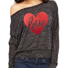 valentines day shirt valentines day the shoulder tshirt heart shirt