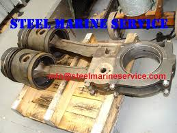 we steel marine service are stockidst exporters of mirrlees