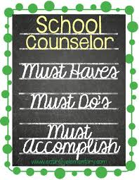 Counseling In Schools Inc 206 Best Back To Counseling Images On