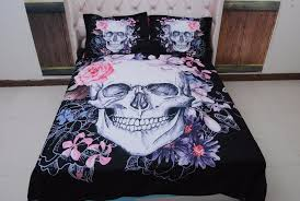 extraordinary skull sheets queen 94 on decoration ideas with skull