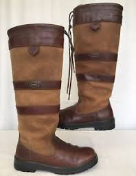 s dubarry boots uk dubarry galway brown leather tex boots size eu 40 uk 6 5