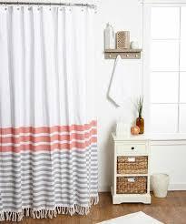 curtain white and coral curtains jamiafurqan interior accessories