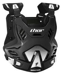 youth thor motocross gear thor youth sentinel gp chest protector revzilla