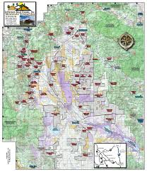Keystone Colorado Map by Area Map U0026 Info