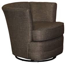 Tub Leather Chairs Furniture Distinctive Dark Small Swivel Tub Chairs Design And