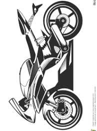 coloriage motos sur hugolescargot com
