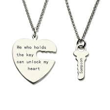key to my heart gifts key to my heart necklace gifts for him key to my heart name