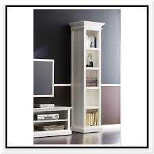 tall thin bookcase white home design ideas