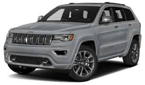jeep grand cherokee price 2017 jeep grand cherokee overland 4dr 4x4 pricing and options
