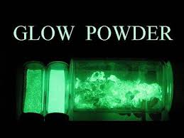 Glow In The Dark Spray Paint Colors - how to make glow in the dark powder youtube