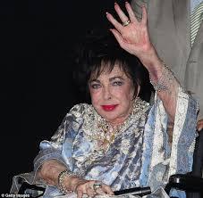 elizabeth taylor died elizabeth taylor 8 marriages 50 movies 2 oscars 100 operations