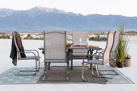 Mathis Brothers Patio Furniture by World Source Paulinus Patio Dining Set Mathis Brothers Furniture