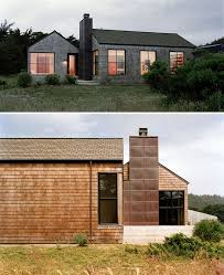 Modern Color Of The House 13 Examples Of Modern Houses With Wooden Shingles Contemporist