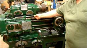 holbrook c10 toolroom lathe youtube