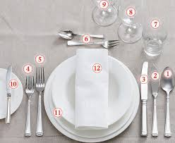 33 correct way to set a table for dinner the right way to set a