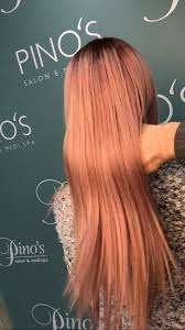 Hair Extensions Kitchener by Rose Gold Hair Pino Salon