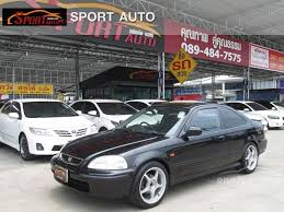 honda civic 1998 vti honda civic 1998 vti 1 6 in กร งเทพและปร มณฑล automatic coupe ส ดำ