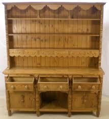 pine welsh dresser sideboard base sold