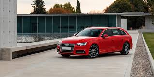 audi a4 avant interior practicality and infotainment carwow