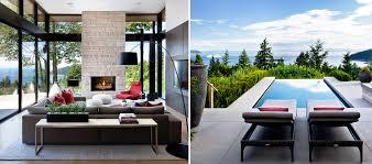 Interior Home Magazine Interior Design West Vancouver
