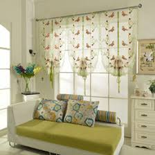 Butterfly Kitchen Curtains by Discount Short Kitchen Window Curtains 2017 Short Kitchen Window