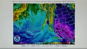 Jet Stream Forecast Map Pt 2 5 5 2017 Microwave Transmitter Evaporates Moisture In Jet