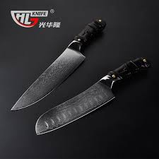 japanese damascus kitchen knives damascus kitchen knife 20 cm
