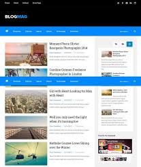 blogmag blogger template free download