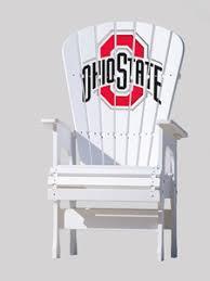 Ohio State Chair The Ohio State Buckeyes Patio Furniture