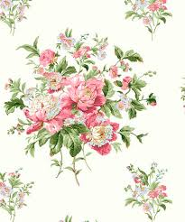 traditional wallpaper fabric floral evolution forever