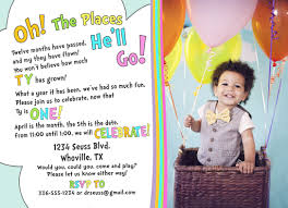 dr seuss party oh the places you u0027ll go party first birthday
