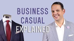 business casual attire for men u0026 dress code explained with